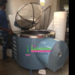 Frying Machine Circular Batch Type Desiel Fully Ss