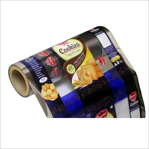 Biscuit Packaging Rolls