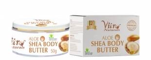 Aloe Shea Body butter