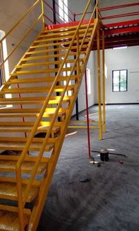 Mezzanine Floor With  Stair