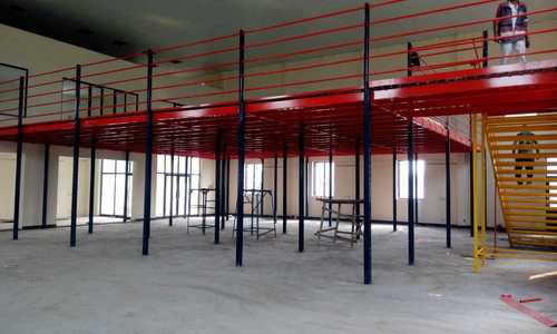 Mezzanine Office Throughout Office Mezzanine Floor Fractal Steel Products No 117 Flatted Factory Complex Main Road Okhla Industrial Area Phase 3 Near Sabzi 117