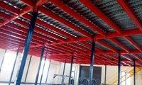 Cold Storage Mezzanine Floor