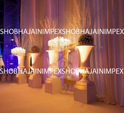 Roman Style Wedding Flower Pot