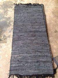 Designer Handmade Leather Rugs