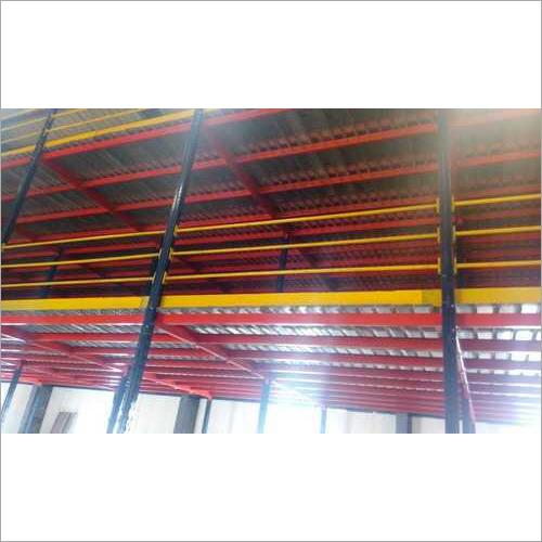 Mezzanine Floor With Double Decker