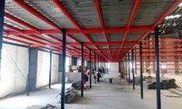 Mezzanine Storage System