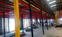 Warehouse Mezzanine Floor