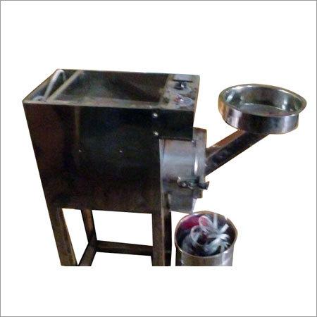 SS Atta Maker Machine