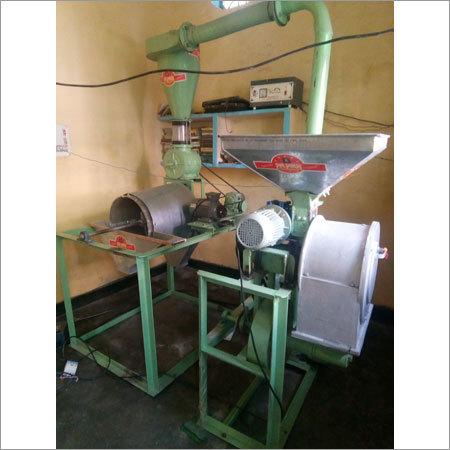 Automatic Flour Maker Machine
