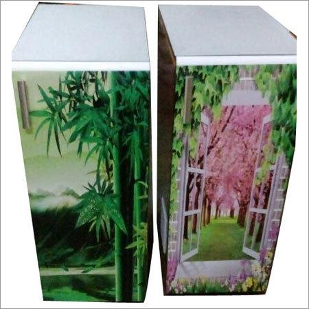 Atta Chakki Printed Cabinets
