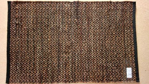 Designer Leather Rugs