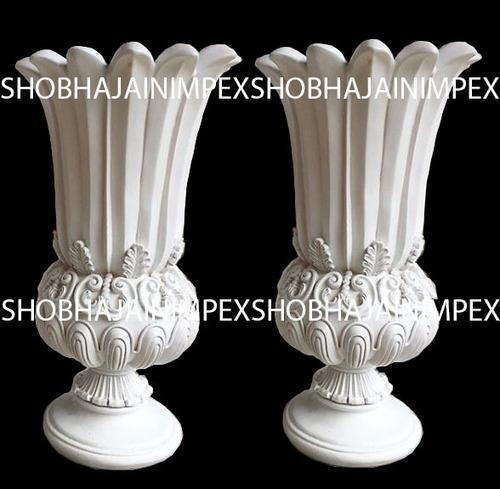 Carving Wedding Flower Pot