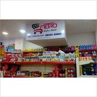 Metro Bazar Racks