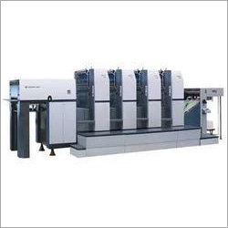 Four Color Offset Paper Printing Machine