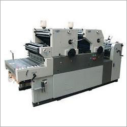 Two Color Offset Paper Printing Machine