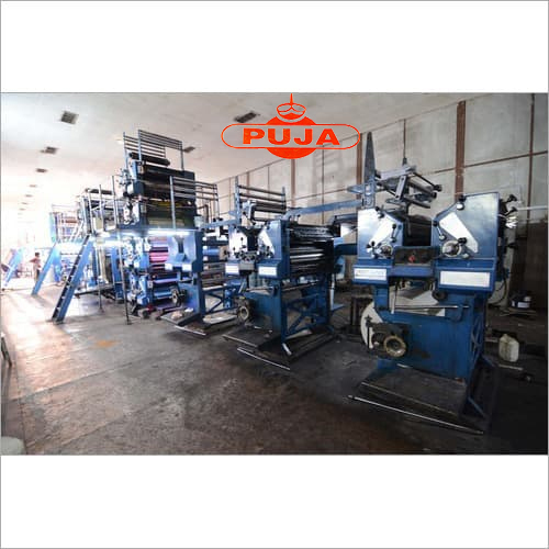 Web Offset Paper Printing Machines