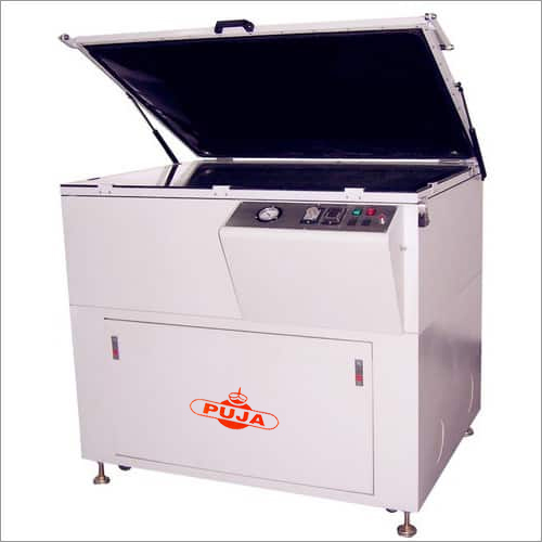 Plate Exposure Machine