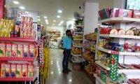 Super Market Retail Racks