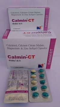 Calcitrol with  calcium citrate maleate , magnesium & zinc