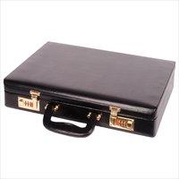 Hard Craft Super India Briefcase Black BCHC003BL