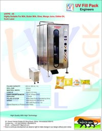 Milk Pouch Packing Machine