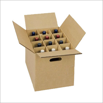 Bottle Packaging Carton Box