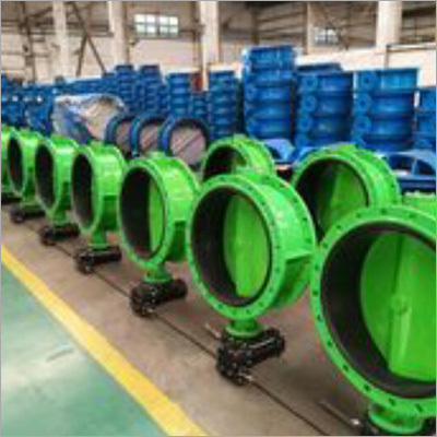 Valves in Production Process