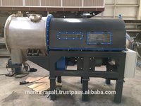 Salt Pusher Centrifuge Machine