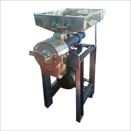 PULVERISER MACHINE 8 INCHES DIAMETER