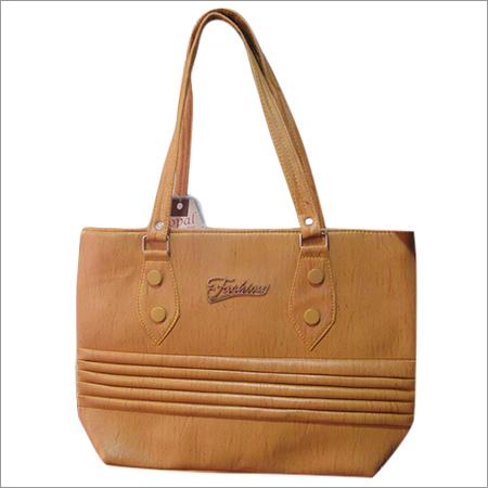 Orange Designer Hand Bag