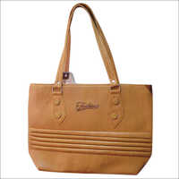 Orange Designer Hand Bag