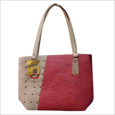 Pink Designer Hand Bag