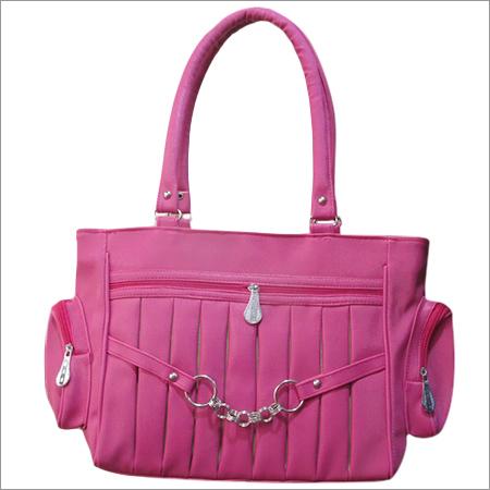 Pink Slider Bag