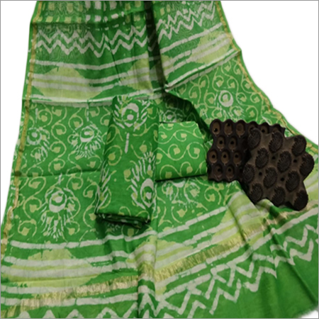 Cotton Chanderi Sarees