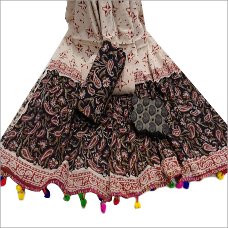 Ladies Cotton Dupatta Suits