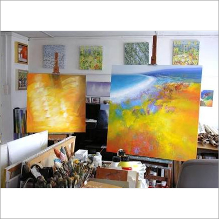 Oil Painting Class Service