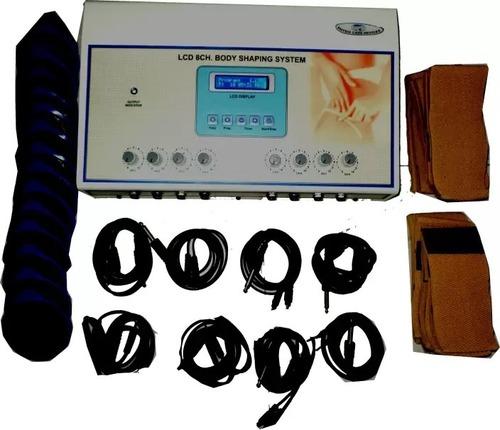 LCD Body Shaper 8 CHANNEL Machine
