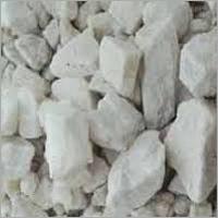 White Barytes Flakes