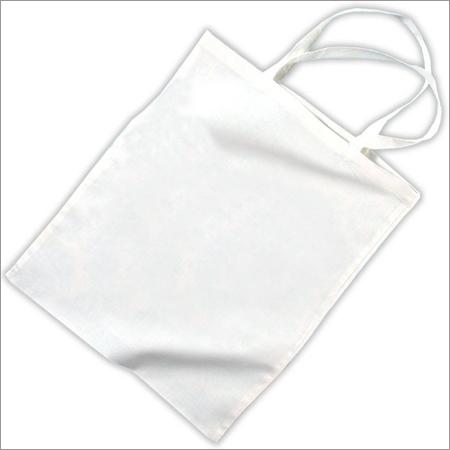 Cotton White Bag