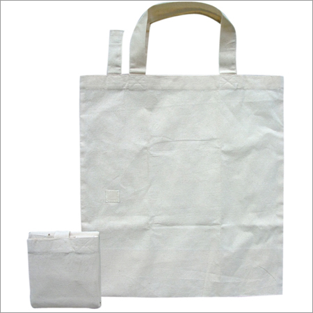 Foldable Cotton Shopping Bag
