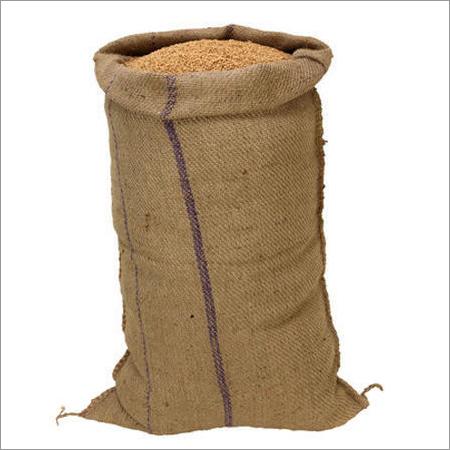 Brown Jute Gunny Bag