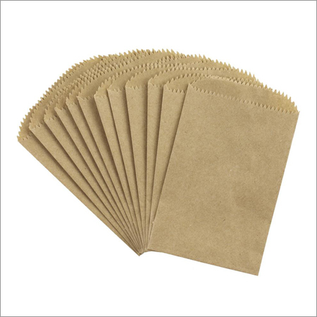 12 Pieces Grocery Kraft Paper Bags