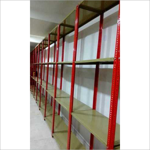 Slotted Angle Filing Racks