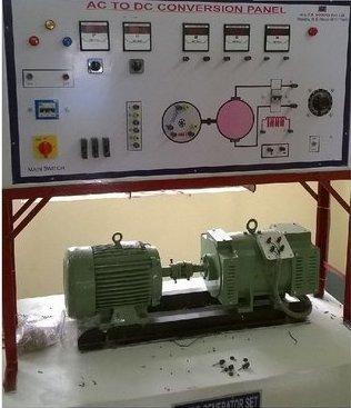 AC to DC Converter Panel