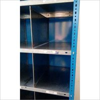 Slotted Angle Partition Racks