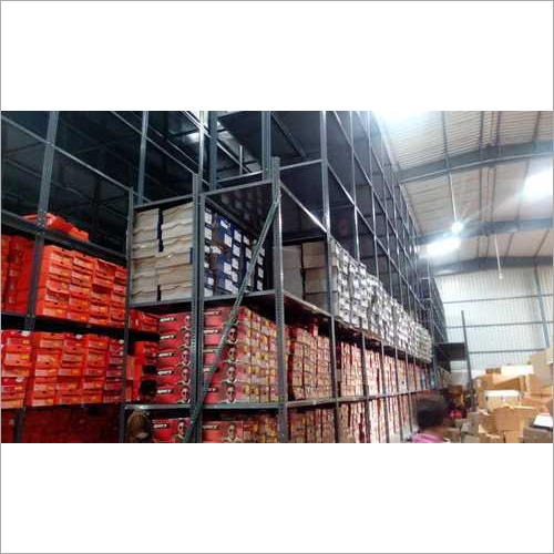 Slotted Angle Multi Tier Racks