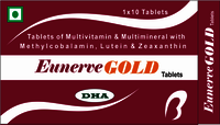 Multivitamin Multimineral & Anti-Oxidant & Natural Extract With Methylcobalamin & DHA