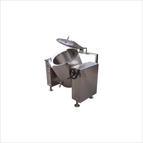 Tilting Braising Pan
