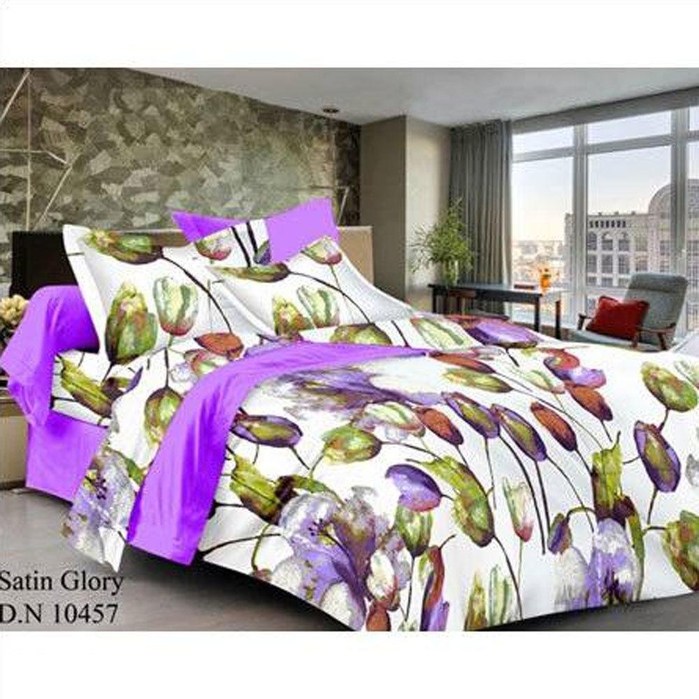 Satin Glory Bed Sheets