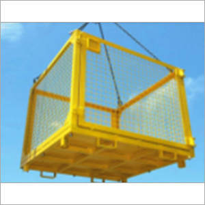 Forklift Cage Attachment